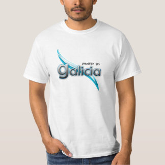 "Camiseta basica Galicia made in ""galicia"" talla L"