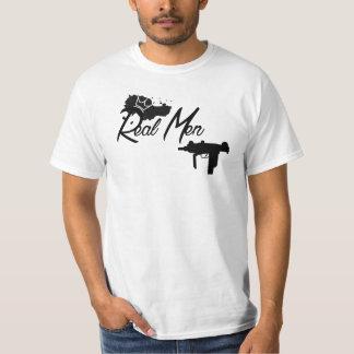 Camiseta básica Real Men UZI