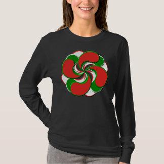 Camiseta basque del fleur