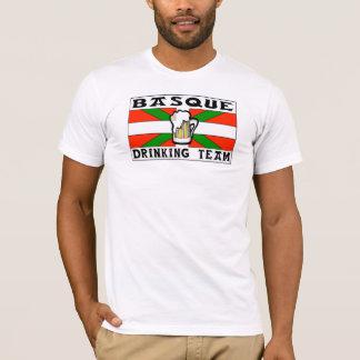 Camiseta Basque Drinking Team