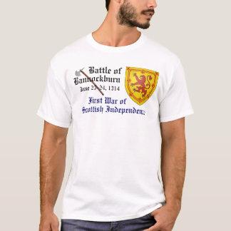 Camiseta Batalla de Bannockburn