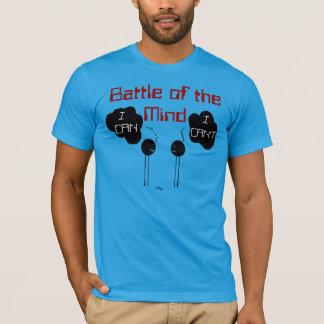 """Camiseta """"Batalla de la mente"""" por Michael Crozz"""