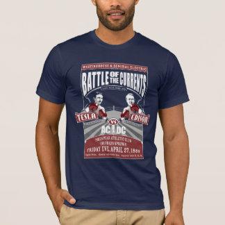 Camiseta Batalla de las corrientes