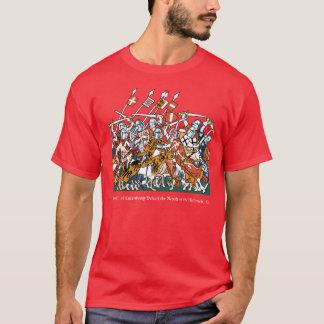 Camiseta Batalla de los caballeros
