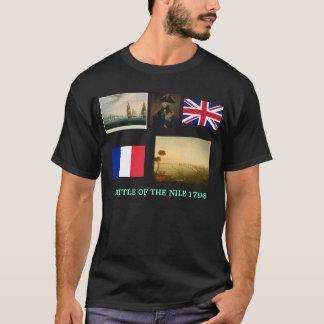 Camiseta Batalla de Nelson del Nilo (bahía de Aboukir)