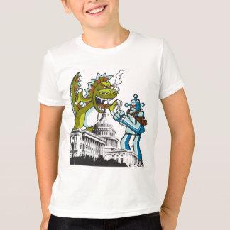 Camiseta Batalla en Capitol Hill (S.A.M. contra Smokie)