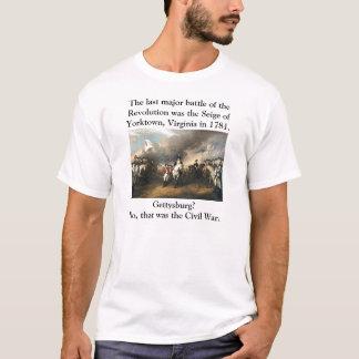 Camiseta Batalla importante pasada
