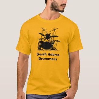 Camiseta Batería, baterías del sur de Adams