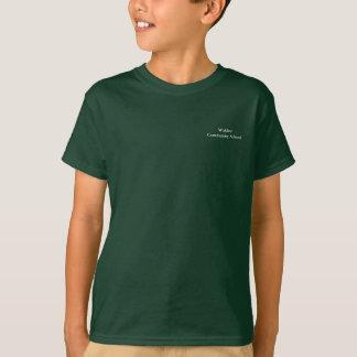 Camiseta Batería de WCC