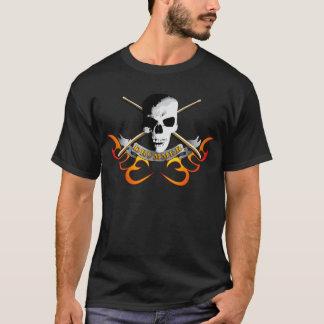 Camiseta Batería skull c