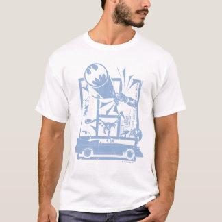 Camiseta Batman - azul de Picto