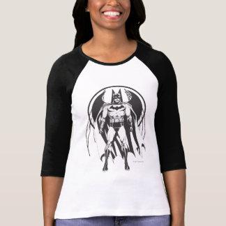 Camiseta Batman del logotipo