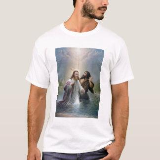 Camiseta Bautismo del Jesucristo de San Juan Bautista