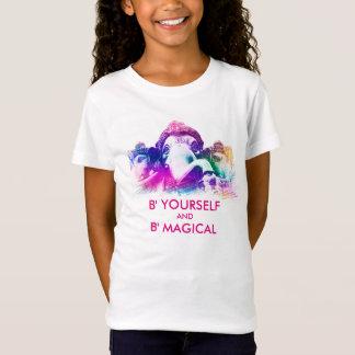 Camiseta B'e Yourself B' Magical &