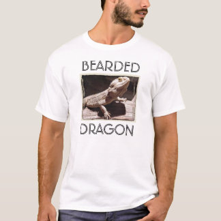 Camiseta bearded-dragon-bg-1 [1], BARBUDO, DRAGÓN