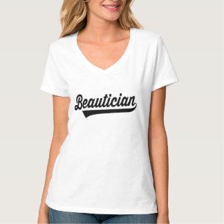 Camiseta Beautician