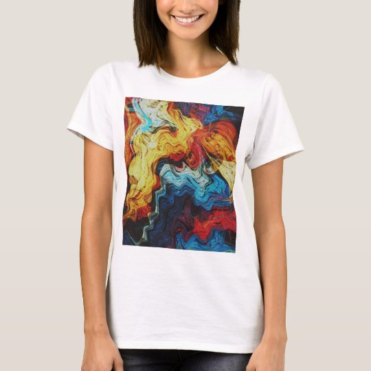 Camiseta Beauty Abstract