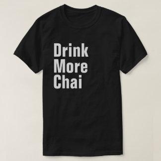 Camiseta Beba a más Chai