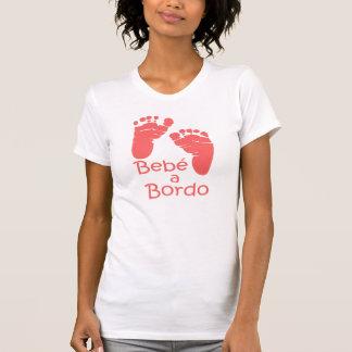 Camiseta Bebé a Bordo