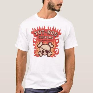 Camiseta bebé-barra-trikes-T