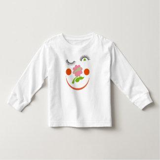 camiseta bebé, camiseta feliz, sonrisa