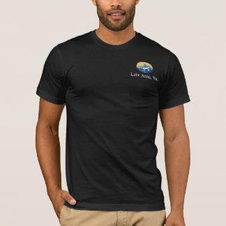 Camiseta Bebida de Ana del lago en las rocas