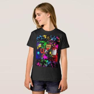 Camiseta ¡Bee_U_tea_Full! Edición fresca de la pintura