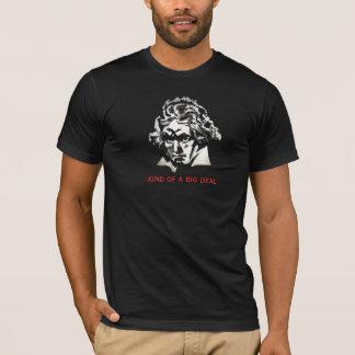 Camiseta Beethoven - clase de una gran cosa