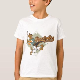 Camiseta Béisbol de Scooby Doo