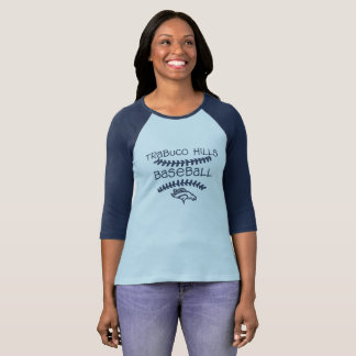 Camiseta Béisbol de THHS