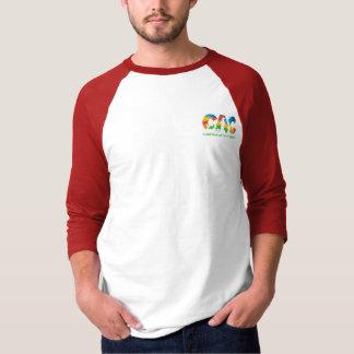 Camiseta Béisbol rojo