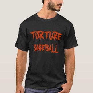 Camiseta Béisbol - tortura