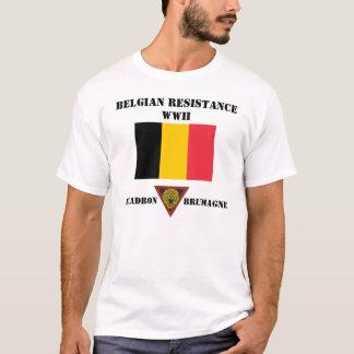 Camiseta Bélgica Escadron Brumagne