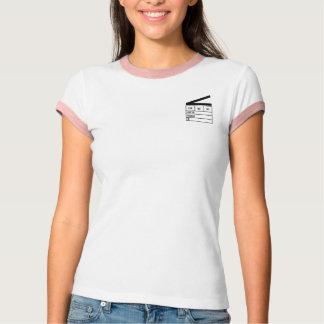 Camiseta Bella de las mujeres del productor+Campanero de la