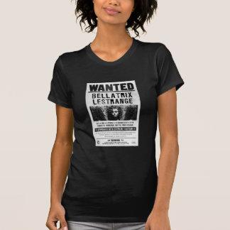 Camiseta Bellatrix Lestrange quiso el poster
