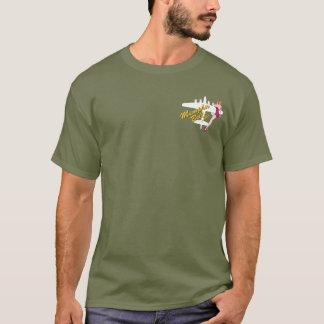 Camiseta Belleza de B-17 Memphis