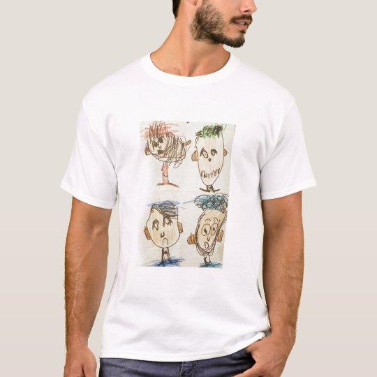 Camiseta Benjamin Mathews