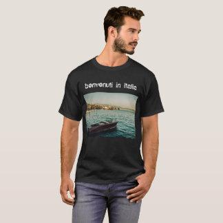 Camiseta benvenuti en Italia/la recepción a Italia