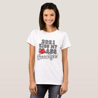 Camiseta Bese mi clase adiós 2021
