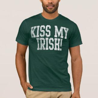 Camiseta Bese mi irlandés