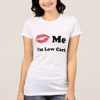 Camiseta Béseme, yo son carburador bajo