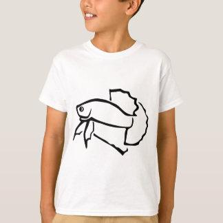 Camiseta Betta de Plakat