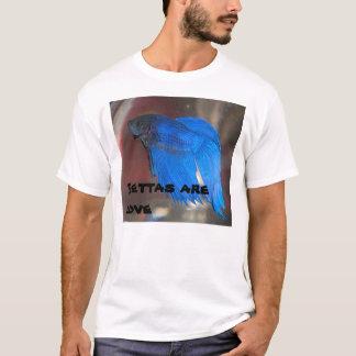 Camiseta Bettas es amor