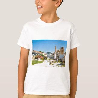 Camiseta Biblioteca de Hadrian en Atenas, Grecia