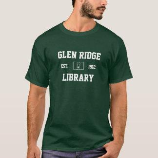 Camiseta Biblioteca pública de Ridge de la cañada