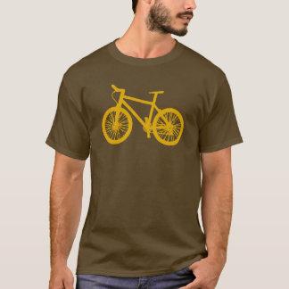 Camiseta Bici amarilla