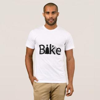 Camiseta Bici (Black&White)