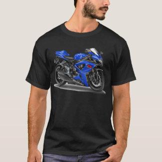 Camiseta Bici del azul de Suzuki GSX-R600