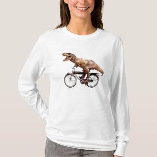 Camiseta Bici del montar a caballo de Trex