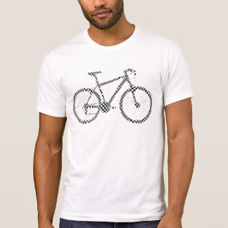 Camiseta bicicleta = bici = biking. agradable